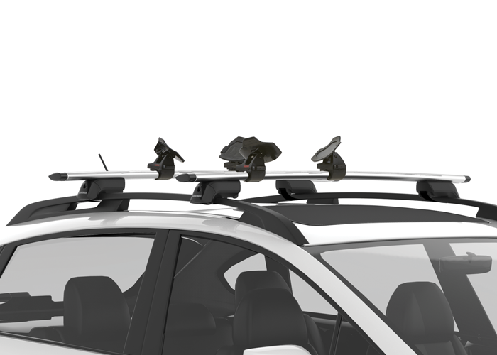 SpeedClamp Universal Roof Rack Fit. New. SweetRoll